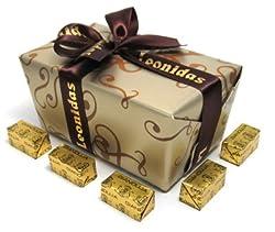 Leonidas Belgian Chocolates: Signature Gianduja -- Almond & Hazelnut Praliné by SA Confiserie Leonidas