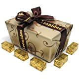 Leonidas Belgian Chocolates: 1 lb Signature Gianduja -- Almond & Hazelnut Praliné, One of Belgium's Favorites!