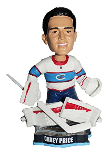 Montreal Canadians Hockey (NHL Montreal Canadiens Carey Price Price C. #31 2016 Winter Classic Bobble)