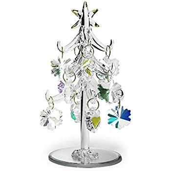 Amazon.com: Light Up Acrylic Trees - Set of 2 LED