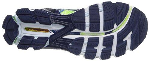 Asics Gel Kinsei 5 - Zapatillas de running para hombre, color Fl.Yel/Blue D/White