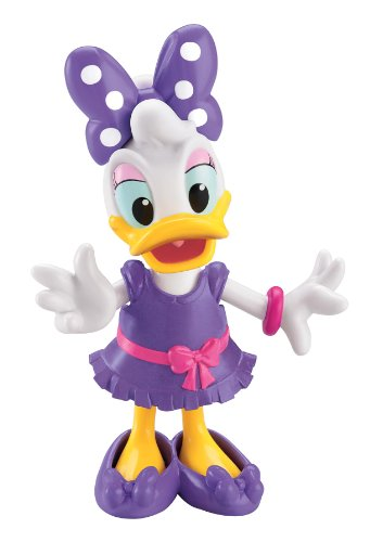 Fisher-Price Disney's Minnie Mouse: Fashion Basics Poolside Daisy (Daisy Duck Outfits)