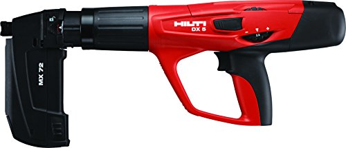 Hilti 3566455KIT DX 5 + X-P 27 MX +6.8/11 M (5K) Y by HILTI