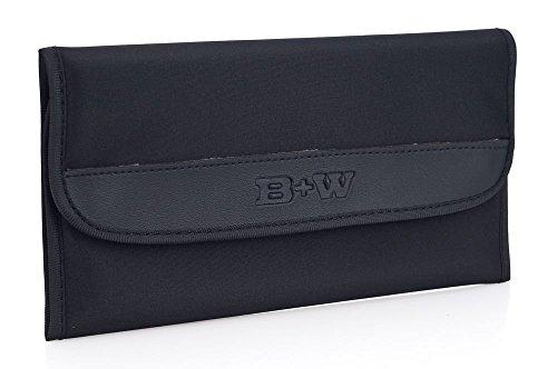B+W 1004514 B4 Filteretui schaumstoffgepolstert für 4 Filter bis 82mm