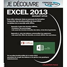 Apprendre EXCEL 2013
