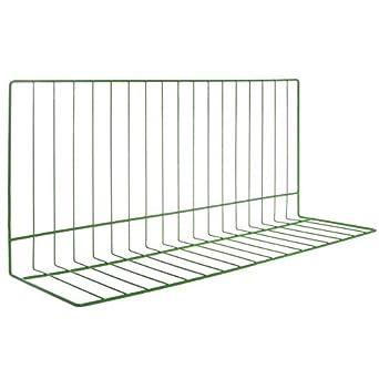 expresamente Hubert verde en forma de L perchero de pared de ...