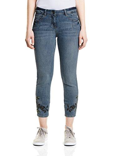 Used Jeans Donna Cecil Blue 10349 Blu light Wash Slim RzxqY