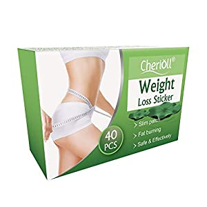 Weight loss sticker, Quick Slimming, Fat Burning Abdominal Fat Away Sticker Magnets, for Beer Belly, Buckets Waist, Waist Abdominal Fat,Fat Burning Adhesive Sticker,40pcs 41JNi7DX3YL  Get Healthy Today! 41JNi7DX3YL
