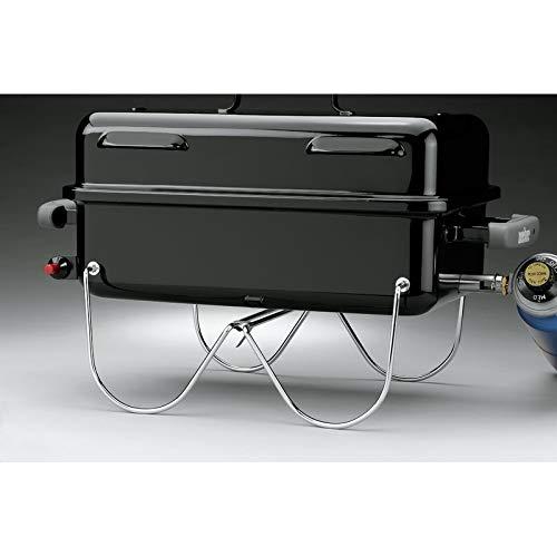 Cosmos eStore Small Portable Gas Grill Camping Outdoor Garden Cooking Barbecue Picnic BBQ