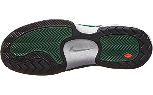 Nike Air Max Cage, Men's Tennis Shoe Size 9.5 Gorge Green