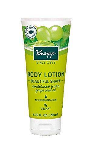 Kneipp Body Lotion (Sandalwood Fruit & Grapeseed)