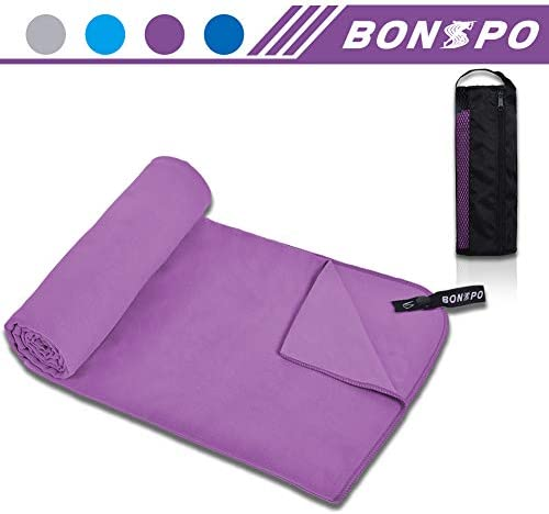 BONSPO Microfiber Absorbent Exquisite Backpacking product image