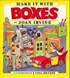 Make It with Boxes, Joan Irvine, 1550740563