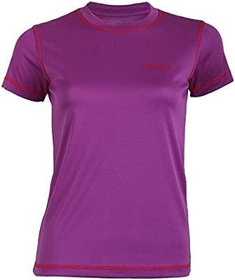 Padel Session Camiseta Tecnica Morada: Amazon.es: Deportes y ...