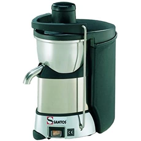 Miracle Junior Pro MJ50 Santos 50 Commercial Centrifugal Juice Extractor