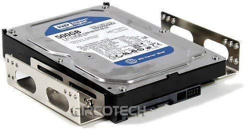 StarTech 3.5in Hard Drive to 5.25in Front Bay Bracket Adapter