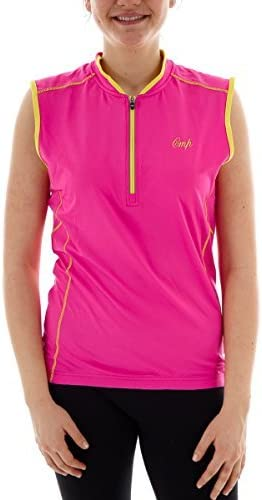 CMP-Camiseta para ciclismo bicicleta camisa rosa elástica ...