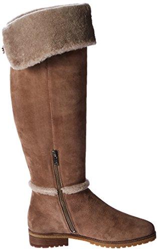 Frye Womens Tamara Shearling Otk Invernale Boot Taupe