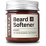 Ustraa by Happily Unmarried Woody Beard Softener, 100g