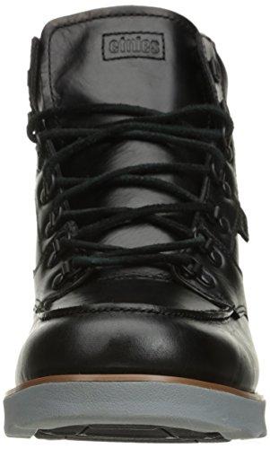 Boot Etnies Militarise Mens Militarise Etnies Black Black Mens Etnies Boot 1qdHHv