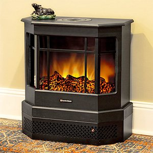 Amazon Com Duraflame Black Freestanding Electric Stove
