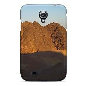 Fashion Tpu Case For Galaxy S4- Mountains Of Israel Defender Case Cover wangjiang maoyi