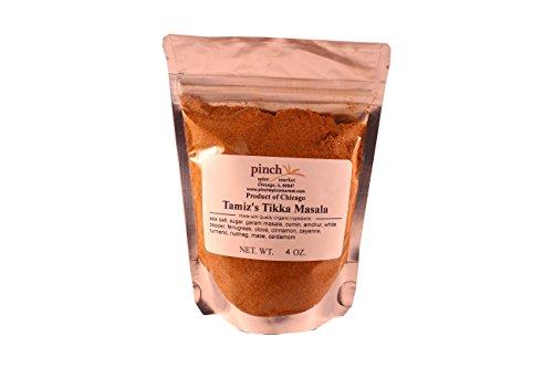 Pinch Spice Market, Organic Tikka Masala, Indian Spice Mix