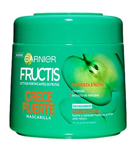 Garnier Fructis Mascarilla Crece Fuerte - 300 ml: Amazon.es: Amazon Pantry