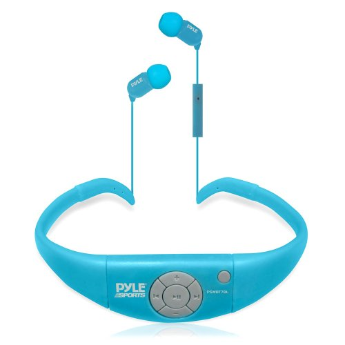 PSWBT7BL Active Sport Water Resistant Bluetooth Hands Free W