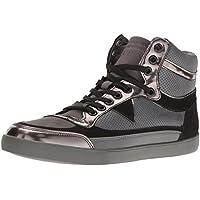 GUESS Mens Jex High Top Sneakers (Gray)