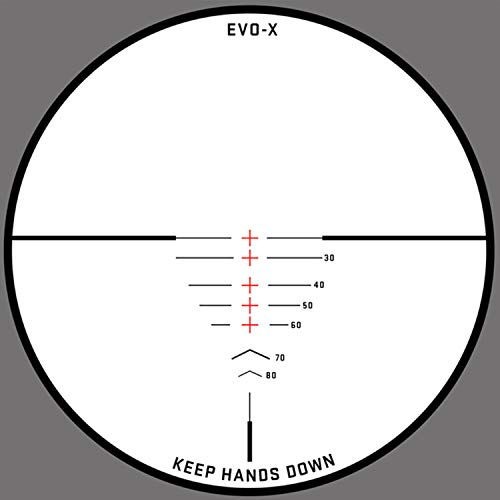 TenPoint Crossbow Scope EVO-X Marksman 1.5-6 x 30mm