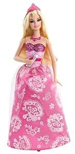 Mattel - Muñeca de Barbie la Princesa y la Estrella del Pop