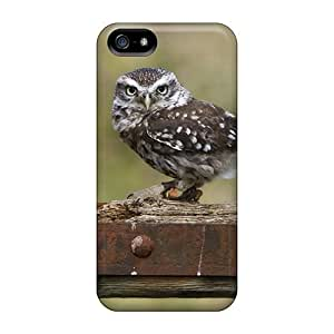 Cute Appearance Cover/PC HmfwNgW8123xnJHD Cute Owl Case For Iphone 5/5s