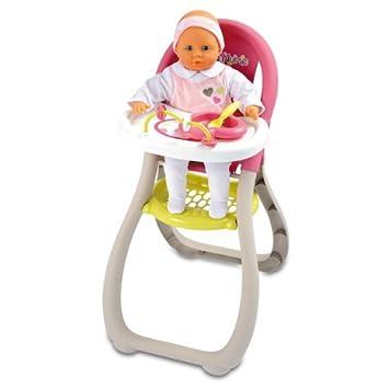 Smoby Poupée Haute Pour Nurse Baby 024019 Accessoire Chaise 0kwOPn