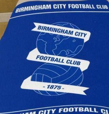 Birmingham Official Licensed Fleece Blanket
