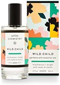 Wild Child by Good Chemistry Eau de Parfum Womens Perfume - 1.7 fl oz.