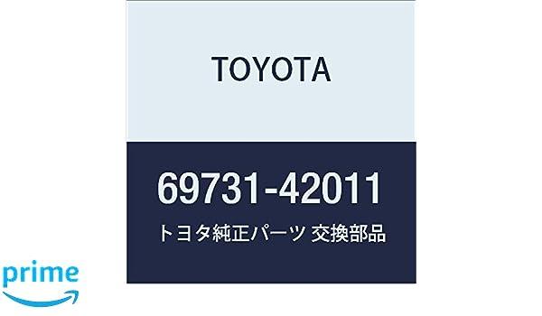 Toyota 69731-42011 Door Inside Locking Link
