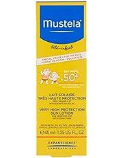Mustela Very High Protection LSF 50+ zonnecrème voor het gezicht, 40 ml