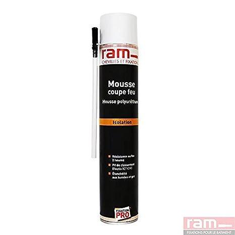 Ram-Recambio de espuma de poliuretano, corte luces 750 ml: Amazon.es: Bricolaje y herramientas