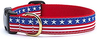 product image for Up Country Stars and Stripes Dog Collar - Large