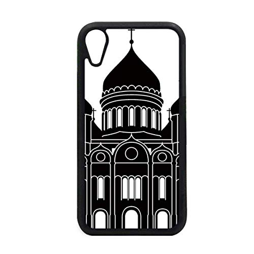 (Moscow Cathedral Christ Russia iPhone XR iPhonecase Cover Apple Phone Case)