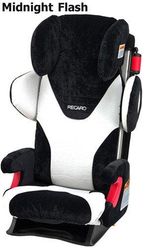 Amazon Com Recaro Start Booster Car Seat Midnight Flash Child Safety Booster Car Seats Baby