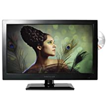 Proscan 19-Inch LED HDTV with Built-In DVD Player (PLEDV1945A)