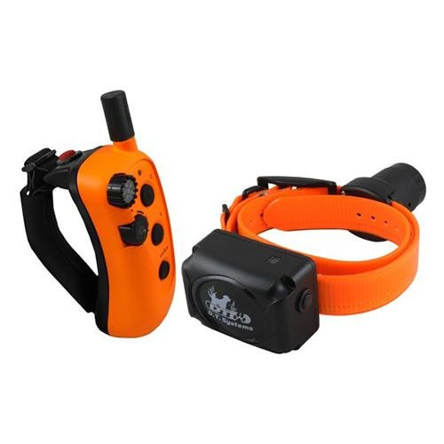 D.T. Systems R.A.P.T. 1450 Remote Dog Trainer, Orange/Black by D.T. Systems