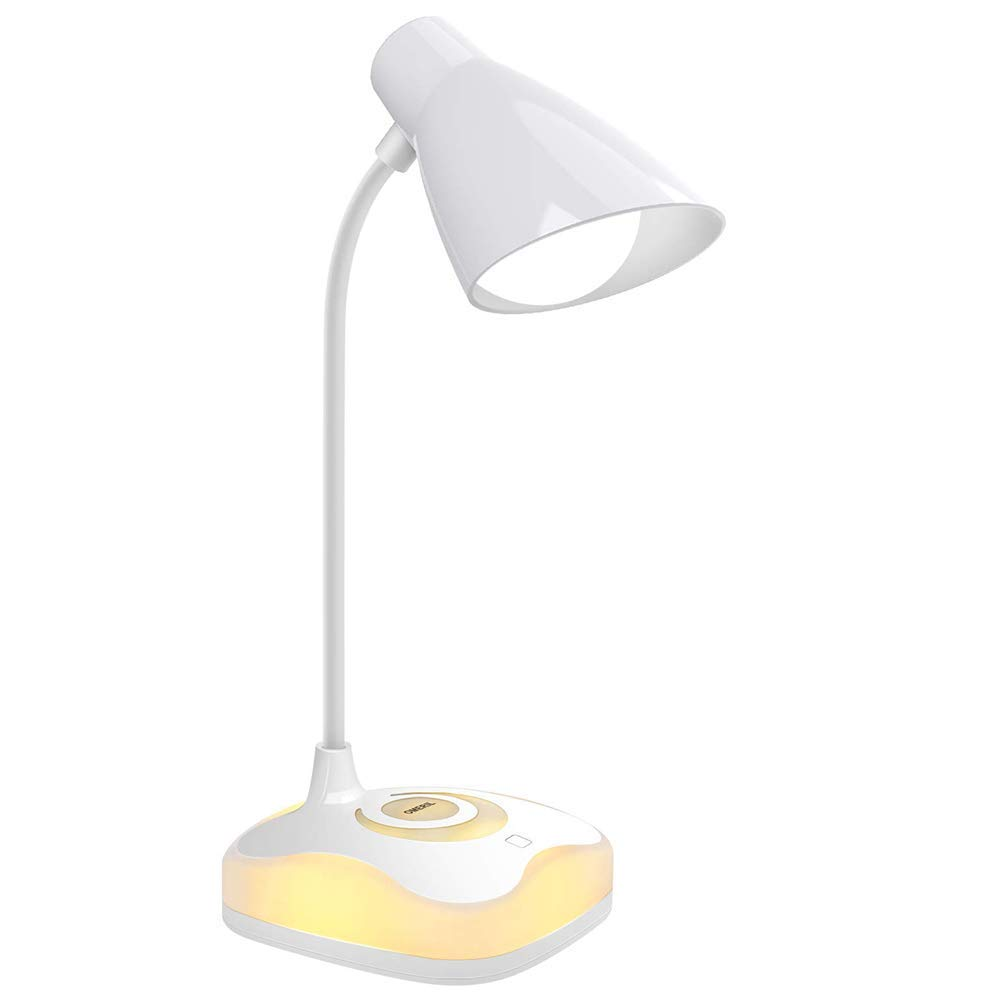 LED Desk Lamp 4W Table Lamps 3 Lighting Choices Read Study Relax Touch Lighting