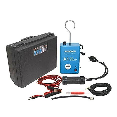 A1 Pro EVAP detector de fugas de diagnóstico que es Slim, compacto diseñado útil herramienta para detección de fugas de Evap sistema: Amazon.es: Electrónica