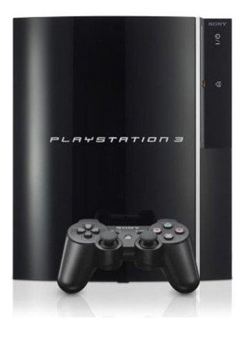 プレイステーション3本体 クリアブラック(HDD 40GB)