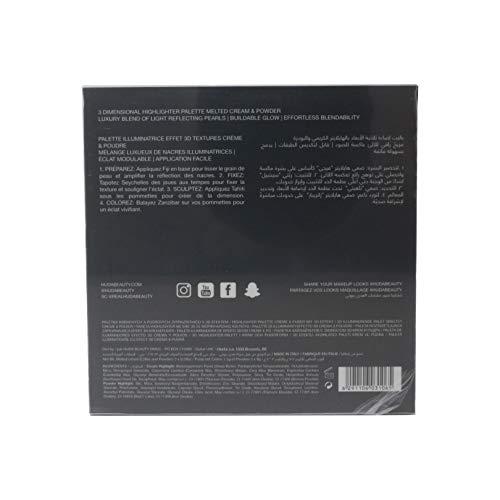 Huda Beauty Golden Sands 3D Edition Highlighter Palette 1.11oz/31.5g New In Box