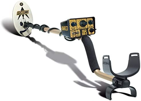 Fisher Gold Bug-2 Metal Detector with 6 1 2 Elliptical Search Coil