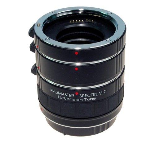 ProMaster Digital Extension Tube Set - fits Nikon Digita by ProMaster